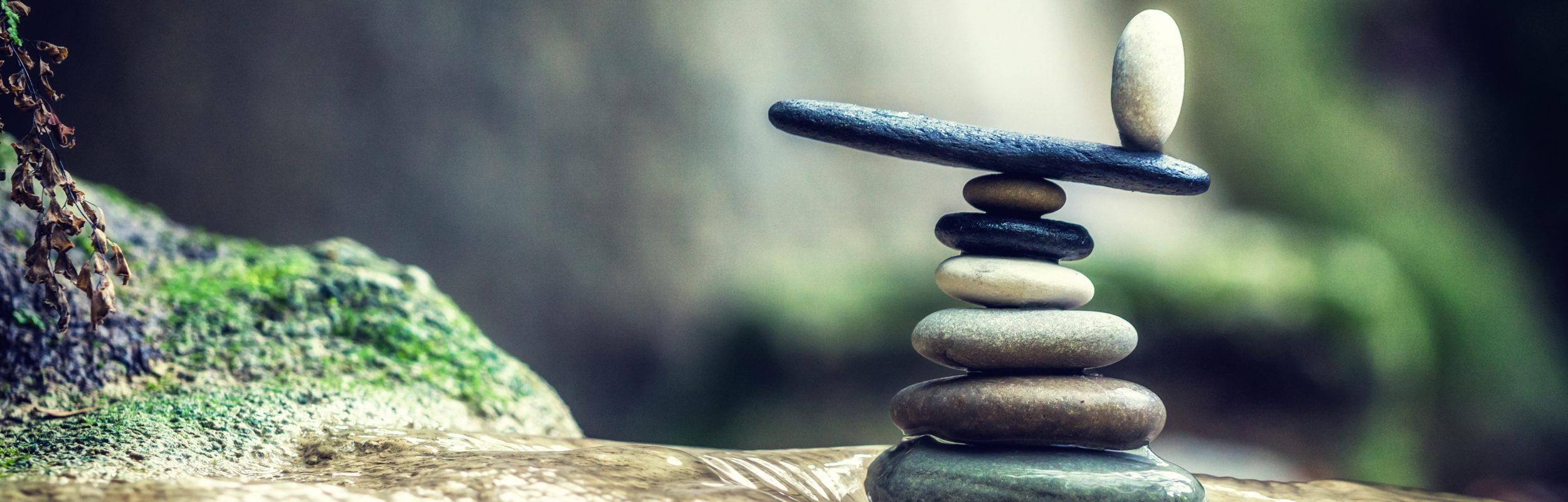 Vrijwel alles heeft een balans